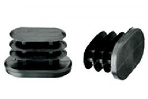 Заглушка для ISO овальная пласт
