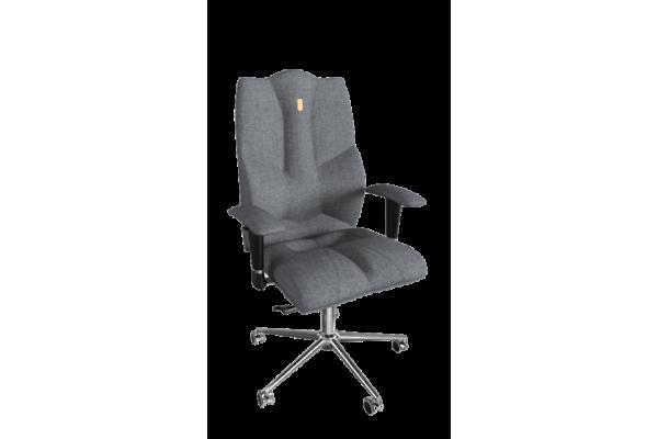 Кресло BUSINESS серый