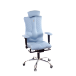 Кресло ELEGANCE светло-синий