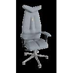 Кресло JET серебряный